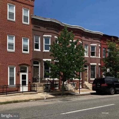 1531 Druid Hill Avenue, Baltimore, MD 21217 - #: MDBA2004382