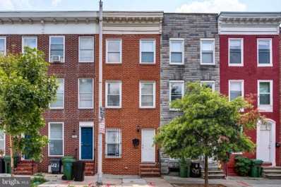 1231 W Lombard Street, Baltimore, MD 21223 - #: MDBA2004438