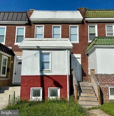 4134 Reisterstown Road, Baltimore, MD 21215 - #: MDBA2004480