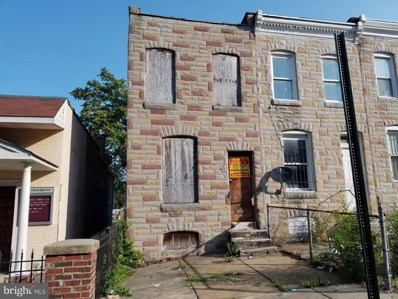 2676 Dulany Street, Baltimore, MD 21223 - #: MDBA2004490