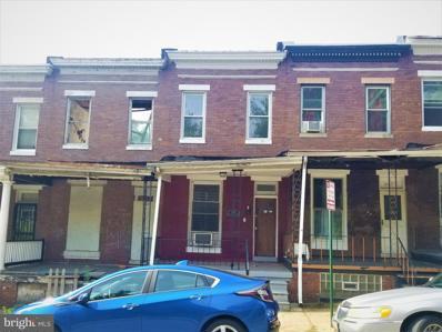 2735 W Lafayette Avenue, Baltimore, MD 21216 - #: MDBA2004504