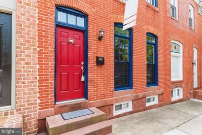 2221 Gough Street, Baltimore, MD 21231 - #: MDBA2004506