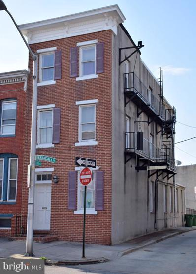7 W Randall Street, Baltimore, MD 21230 - #: MDBA2004540