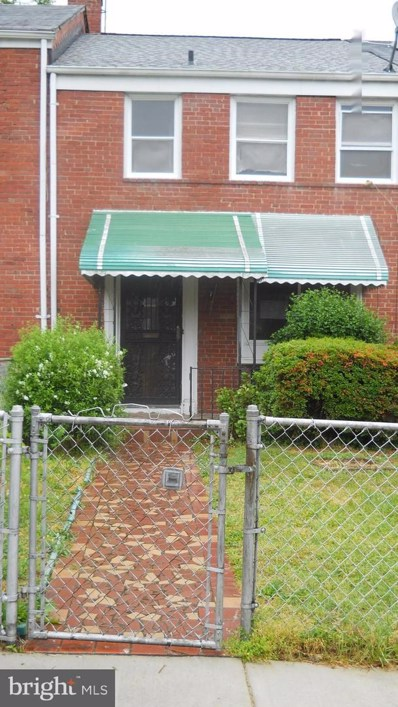 5621 Clearspring Road, Baltimore, MD 21212 - #: MDBA2004568