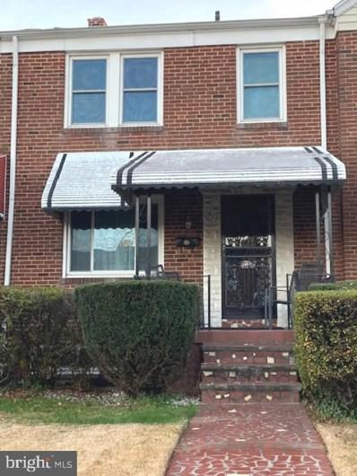 1617 Lochwood Road, Baltimore, MD 21218 - #: MDBA2004606