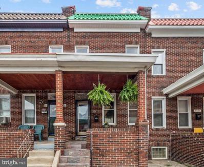 3814 Bank Street, Baltimore, MD 21224 - #: MDBA2004610