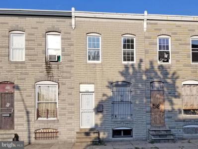 520 S Smallwood Street, Baltimore, MD 21223 - #: MDBA2004638