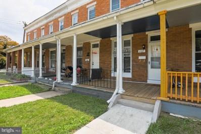 4707 Frederick Avenue, Baltimore, MD 21229 - #: MDBA2004656