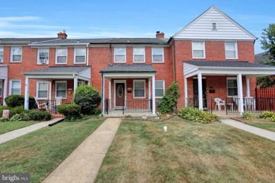 1624 Ramblewood Road, Baltimore, MD 21239 - #: MDBA2004680