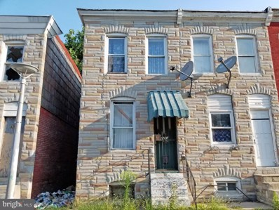 2214 Christian Street, Baltimore, MD 21223 - #: MDBA2004700