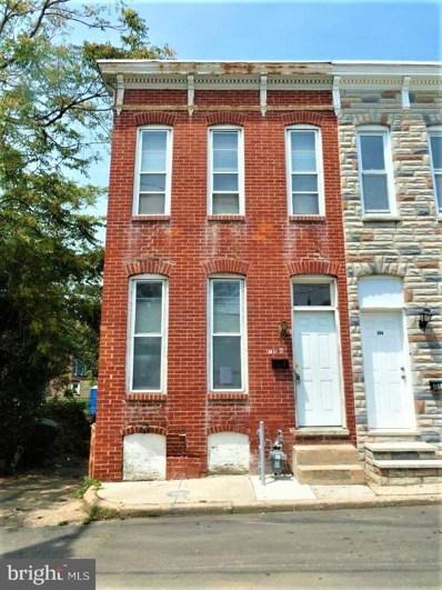 156 Irving Street, Baltimore, MD 21229 - #: MDBA2004702