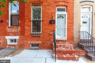 507 N Castle Street, Baltimore, MD 21205 - #: MDBA2004712