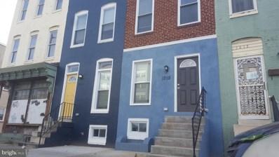 1217 Greenmount Avenue, Baltimore, MD 21202 - #: MDBA2004726