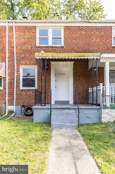 2725 Uhler Avenue, Baltimore, MD 21215 - #: MDBA2004732