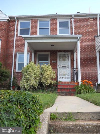 1325 Pentridge Road, Baltimore, MD 21239 - #: MDBA2004736