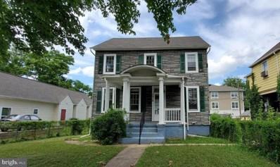 3916 Fernhill Avenue, Baltimore, MD 21215 - #: MDBA2004740