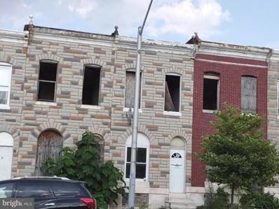 1665 N Milton Avenue, Baltimore, MD 21213 - #: MDBA2004844