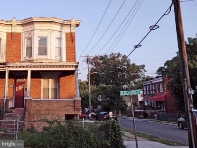 3355 W Belvedere Avenue, Baltimore, MD 21215 - #: MDBA2004852