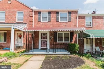3815 Kimble Road, Baltimore, MD 21218 - #: MDBA2004868