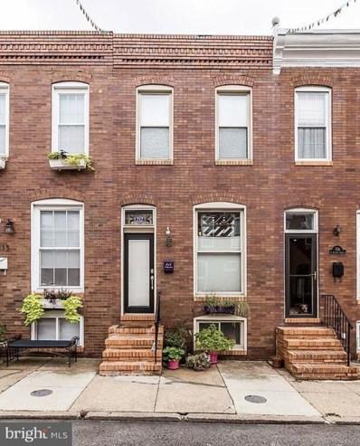 717 S Glover Street, Baltimore, MD 21224 - #: MDBA2004876