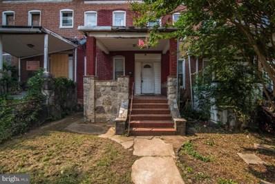 2538 Boarman Avenue, Baltimore, MD 21215 - #: MDBA2004912