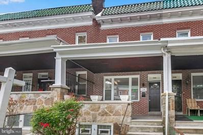 1341 Homestead Street, Baltimore, MD 21218 - #: MDBA2004962