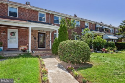 4535 Northwood Drive, Baltimore, MD 21239 - #: MDBA2004972