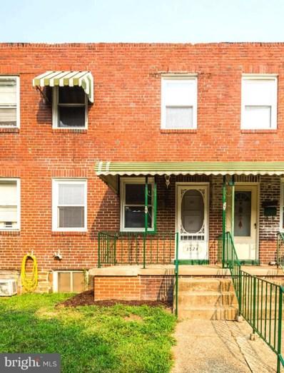 3524 Horton Avenue, Baltimore, MD 21225 - #: MDBA2004996