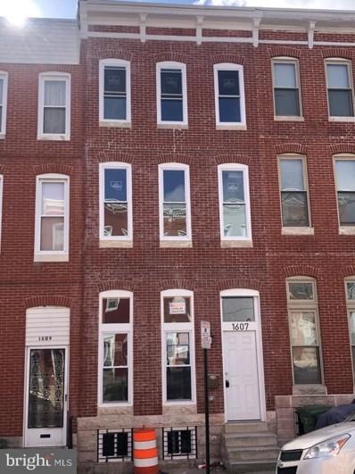 1607 E Biddle Street, Baltimore, MD 21213 - #: MDBA2005000