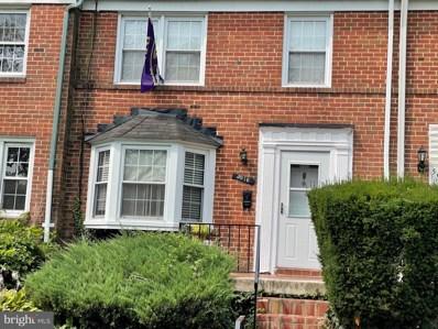 5916 Northwood Drive, Baltimore, MD 21212 - #: MDBA2005004