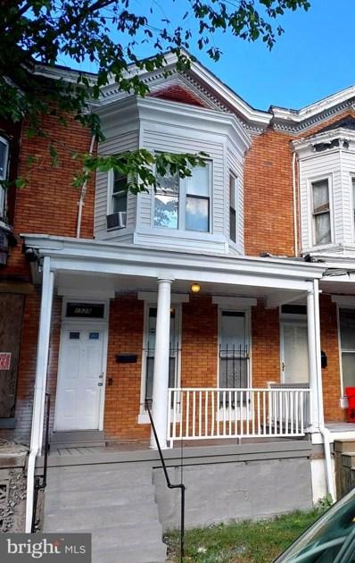 1529 Poplar Grove Street, Baltimore, MD 21216 - #: MDBA2005036