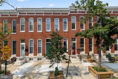 128 W Clement Street, Baltimore, MD 21230 - #: MDBA2005044
