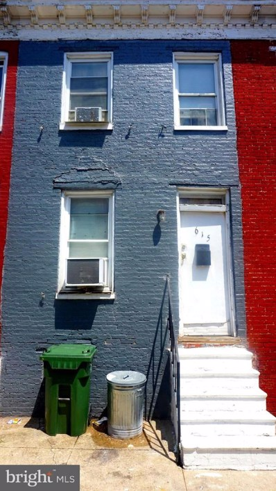 615 Archer Street, Baltimore, MD 21230 - #: MDBA2005098