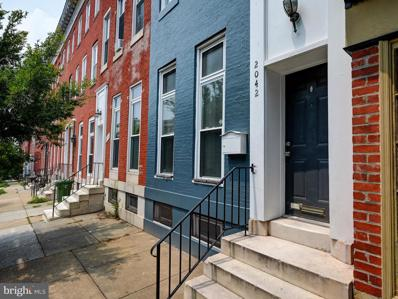 2042 E Baltimore Street, Baltimore, MD 21231 - #: MDBA2005110
