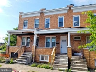 2631 E Preston Street, Baltimore, MD 21213 - #: MDBA2005120