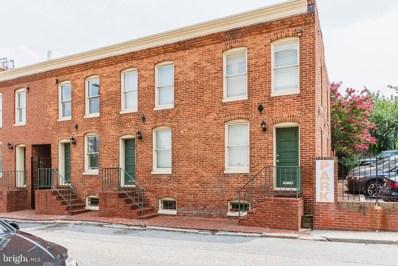 43 E Hughes Street, Baltimore, MD 21230 - #: MDBA2005138