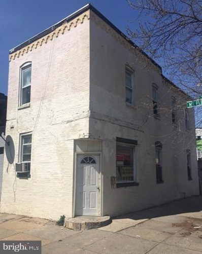 100 S Eaton Street, Baltimore, MD 21224 - #: MDBA2005164