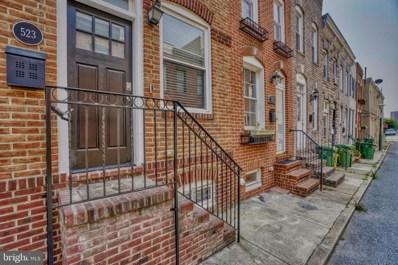 523 S Rose Street, Baltimore, MD 21224 - #: MDBA2005210