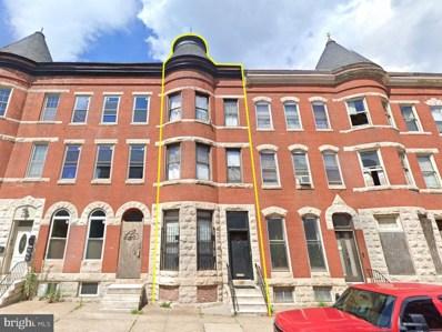 2035 McCulloh Street, Baltimore, MD 21217 - #: MDBA2005230