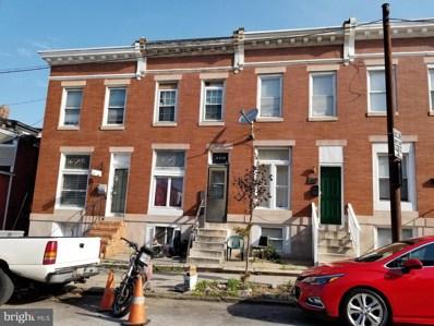 2602 E Preston Street, Baltimore, MD 21213 - #: MDBA2005240