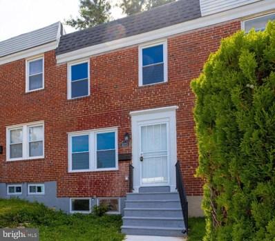3575 Dudley Avenue, Baltimore, MD 21213 - #: MDBA2005252