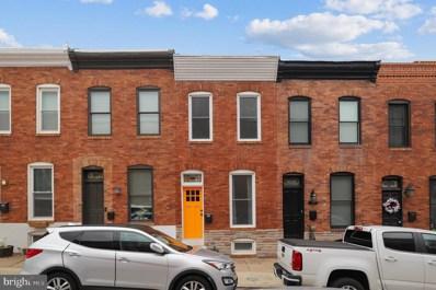 524 S Streeper Street, Baltimore, MD 21224 - #: MDBA2005294
