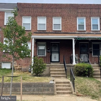124 N Culver Street, Baltimore, MD 21229 - #: MDBA2005298