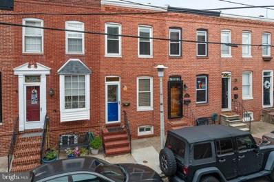 1432 Haubert Street, Baltimore, MD 21230 - #: MDBA2005322