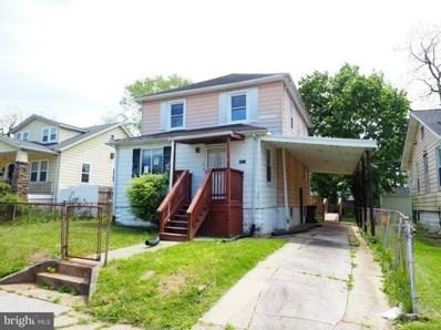 3821 Ferndale Avenue, Baltimore, MD 21207 - #: MDBA2005362