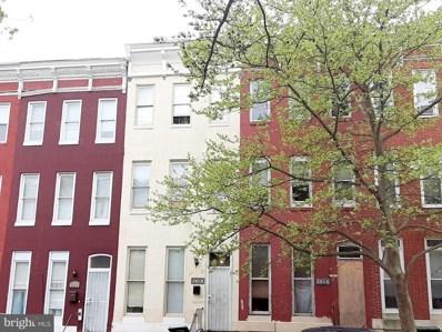 1513 Presstman Street, Baltimore, MD 21217 - #: MDBA2005386