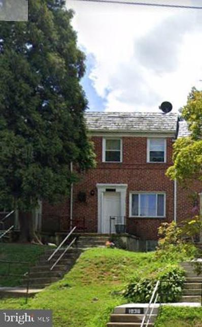 1034 Cooks Lane, Baltimore, MD 21229 - #: MDBA2005408