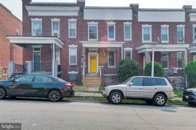605 Linnard Street, Baltimore, MD 21229 - #: MDBA2005410