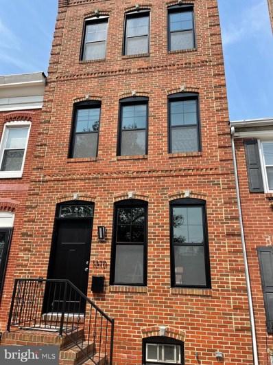 1310 S Highland Avenue, Baltimore, MD 21224 - #: MDBA2005444