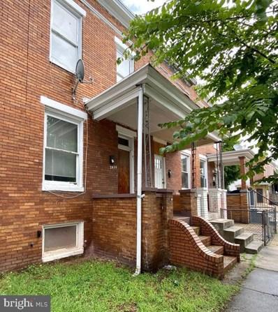 2638 E Chase Street, Baltimore, MD 21213 - #: MDBA2005474